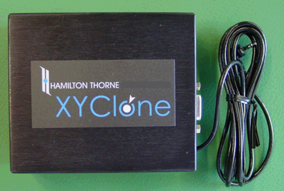 XYClone Laser controller