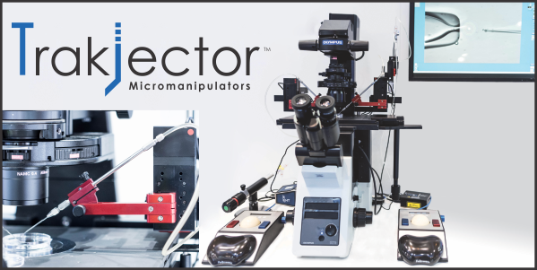 TrakJector Micromanipulators