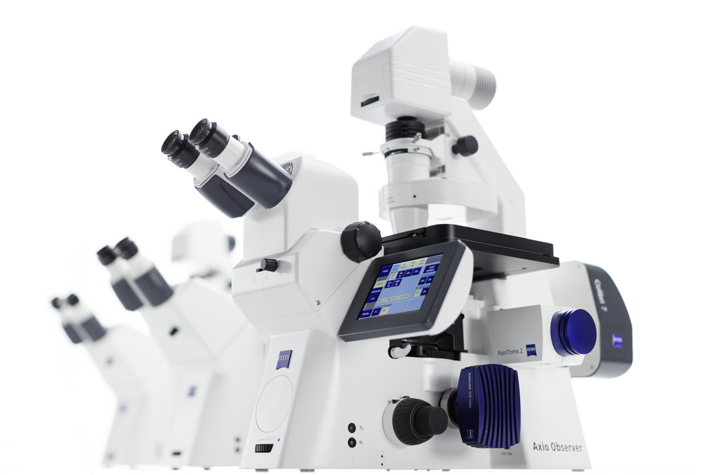 ZEISS Inverted Microscopes
